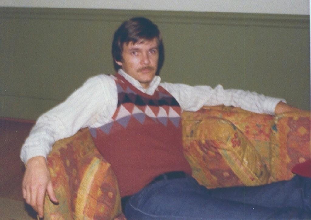 David Vest in 1973