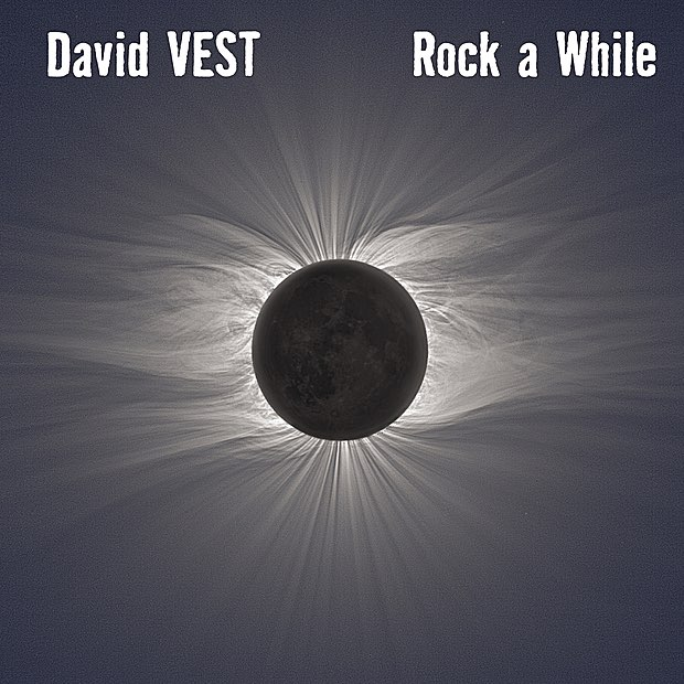 Rock A While CD by David Vest