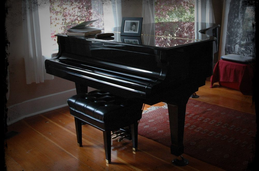 DV's piano