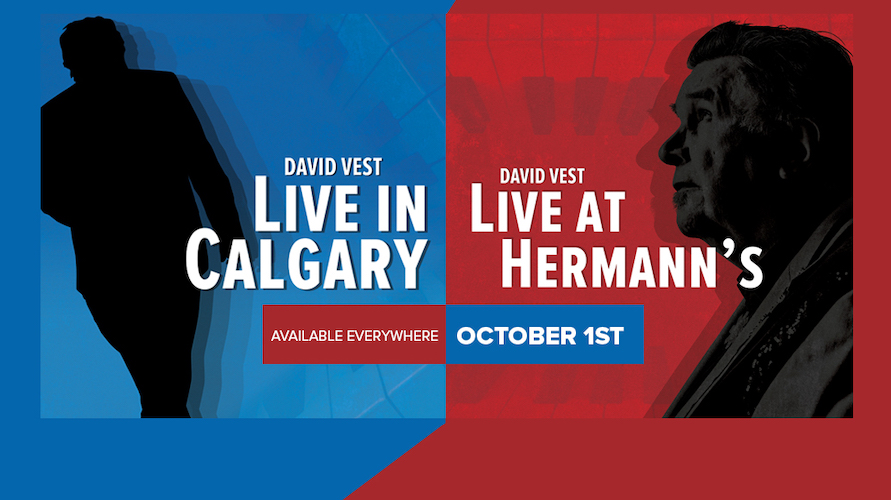 Live in Calgary, Live at Hermann's