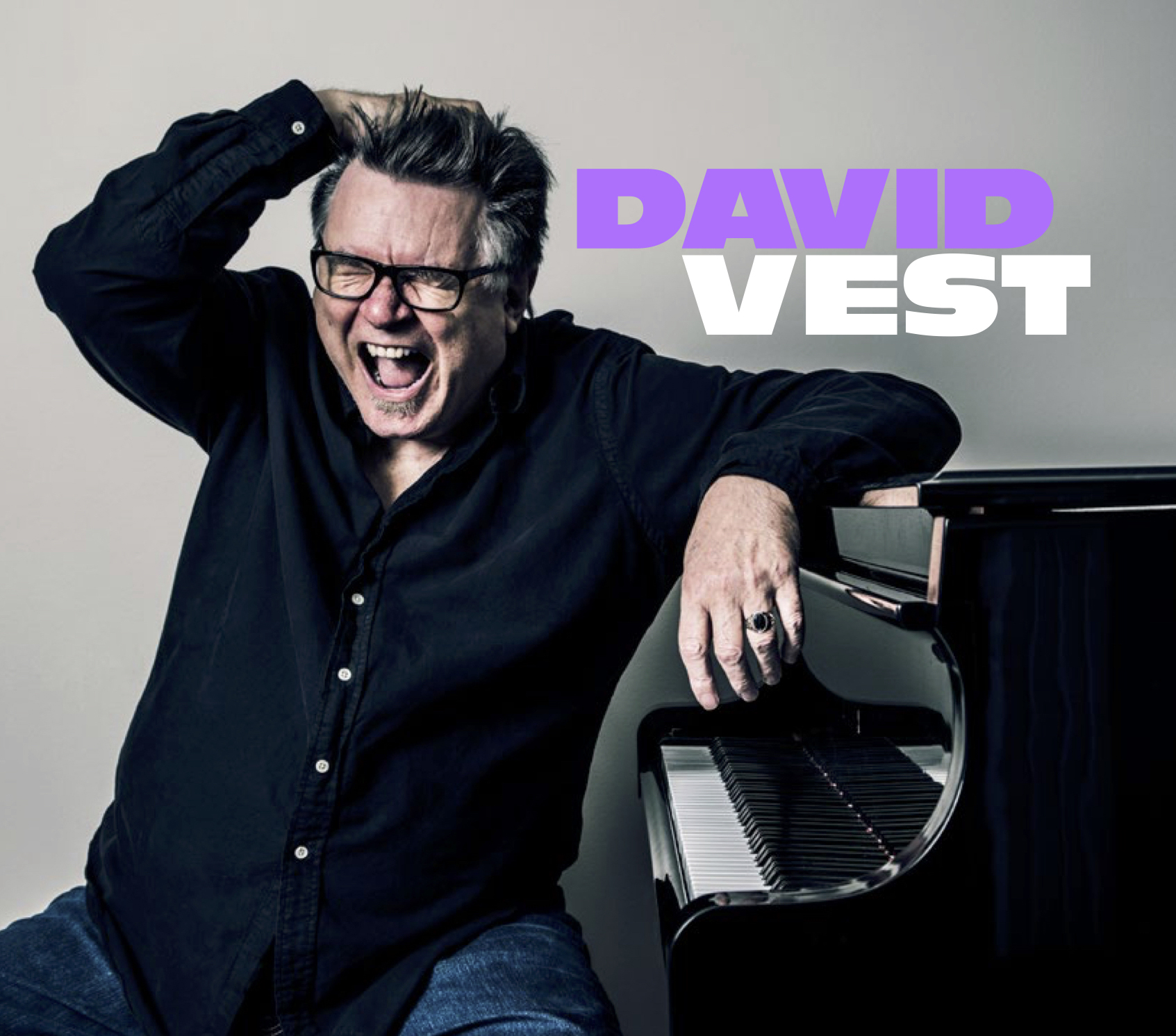 David Vest CD Cover Art